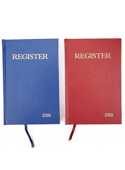 RT-20050 Register book