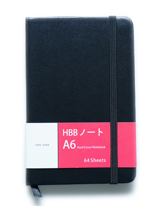 RT-20008 small PVC hardcover notebook